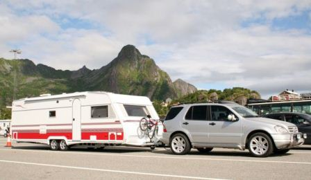 Camping Vogn
